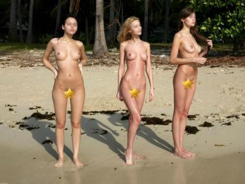 nudist-beach-45s