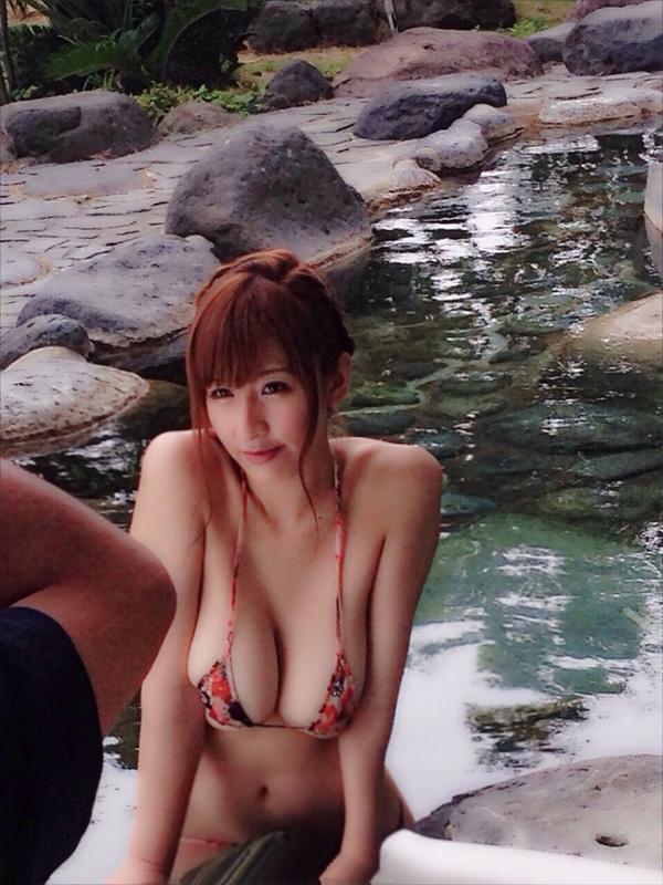 【軟乳】 山咲まりな part2 【垂れ乳】->画像>138枚