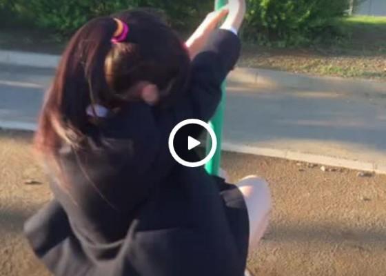 【Vine】JKがテンアゲで撮ってるエロいショートムービー!野ションする女子が多発www