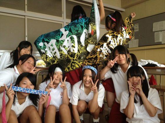 体育祭・文化祭ではしゃぐリア充10代小娘…オナネタに最高すぎる件wwwww(Twitter・Facebook画像あり)