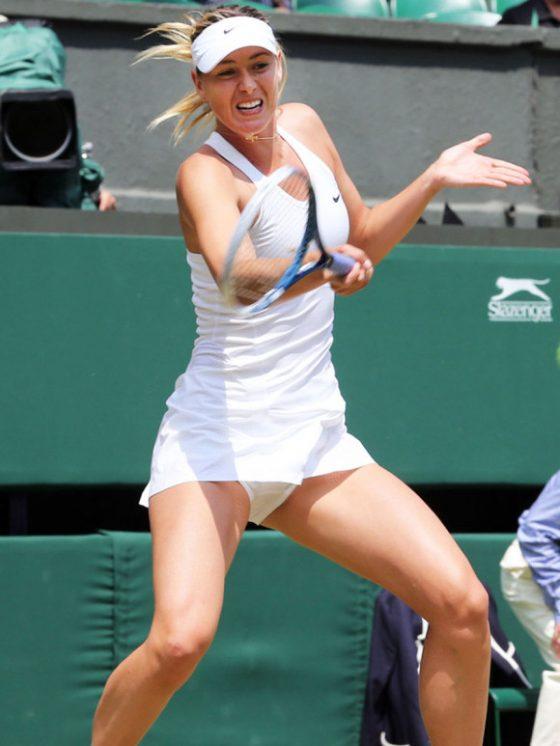 パンチラスポーツの代表「女子テニス」がエロすぎるwwwww(画像あり)
