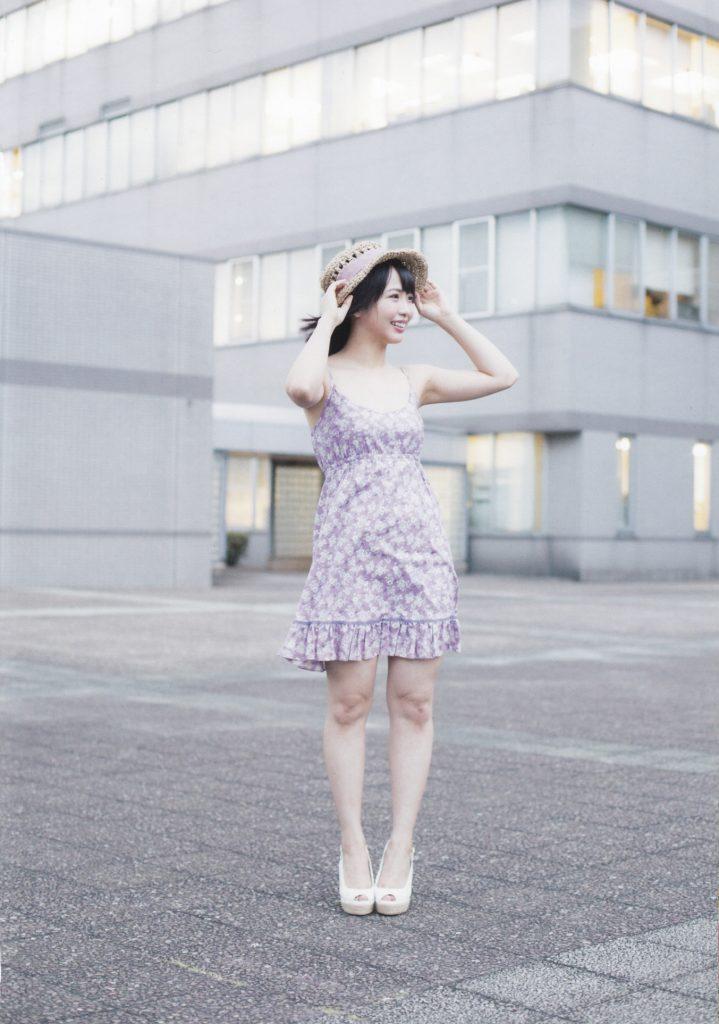 SKE48かおたんの写真集「無修正」で魅せたBカップがエロすぎンゴww