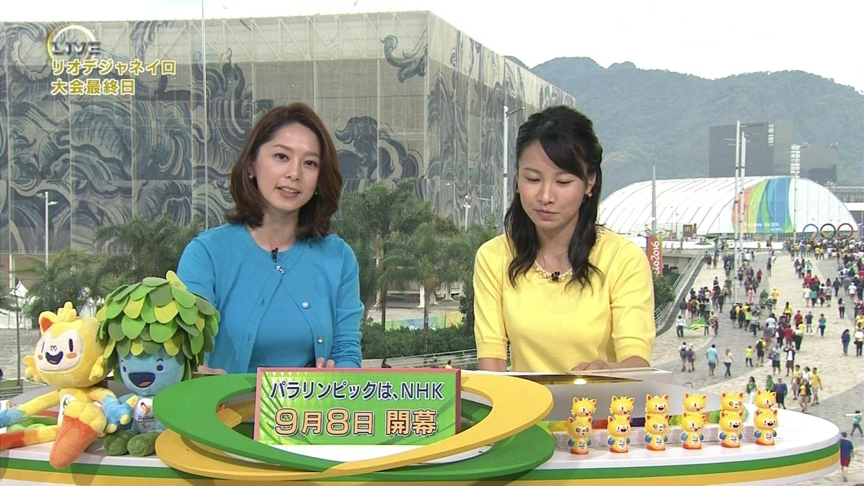 杉浦友紀アナのおっぱいが見たくてテレビつけてる奴www