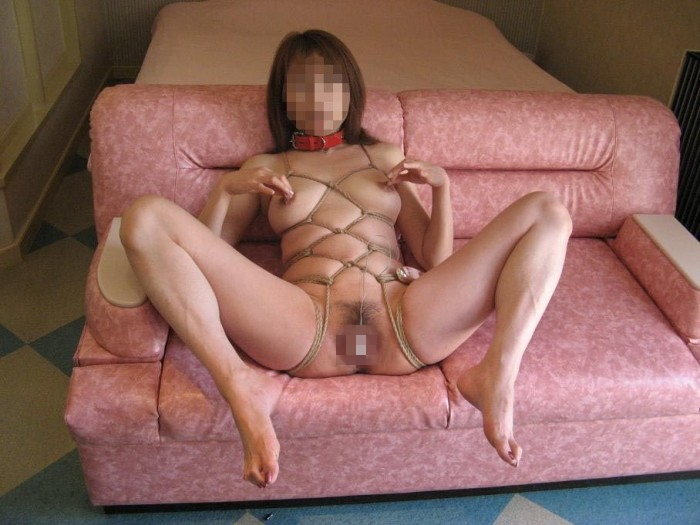 緊縛人妻 SMエロ画像20枚!ドM×変態の奥様はこういうプレイが好きみたいだわwww