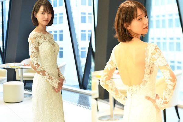 戸田恵梨香の最新セクシードレス姿や過去のグラビア