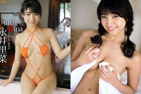 永井里菜の卑猥水着グラビアや最新イメージDVD