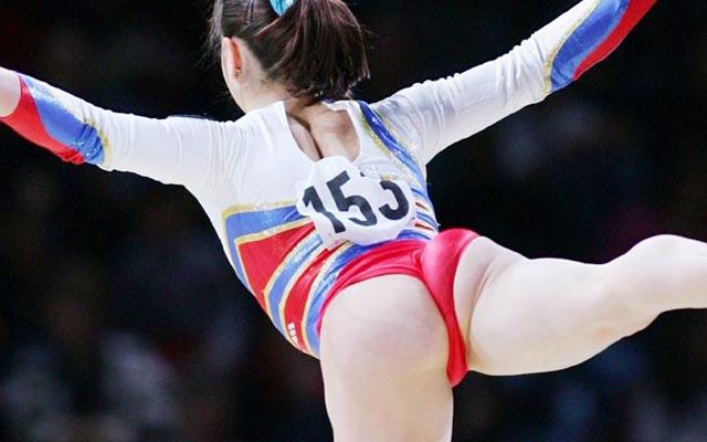 体操女子エロ 体操女子選手の下半身に勃起が止まらなくなるエロ画像30枚 | 極 ...